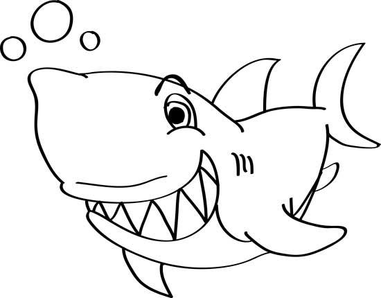 imagenes de peces de dibujo