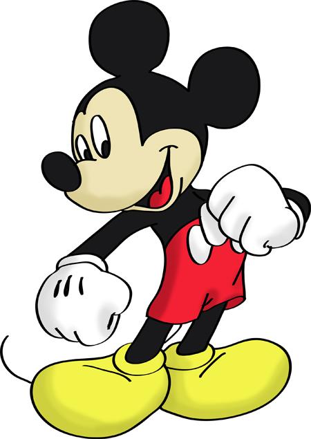 lindos dibujos del raton mickey