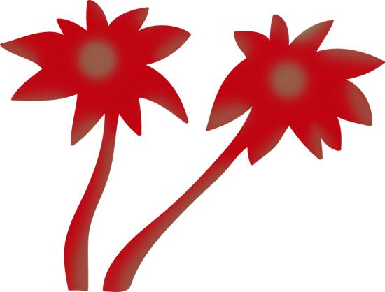 logotipo de palmera