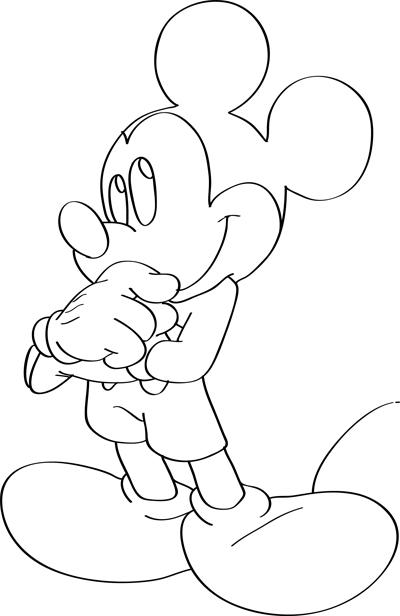 los mejores dibujos de mickey mouse