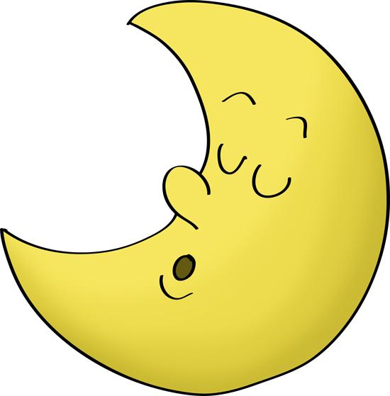 luna dormida
