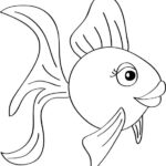 peces bonitos para dibujar