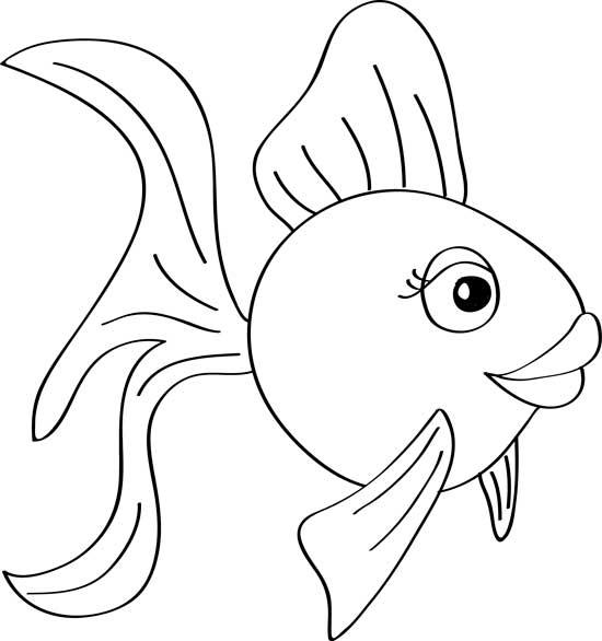 Dibujos De Peces Tus Dibujos De Peces Para Colorear