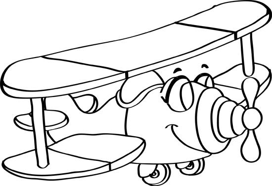caricaturas de aviones
