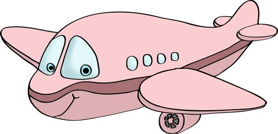 dibujos de aviones de colores