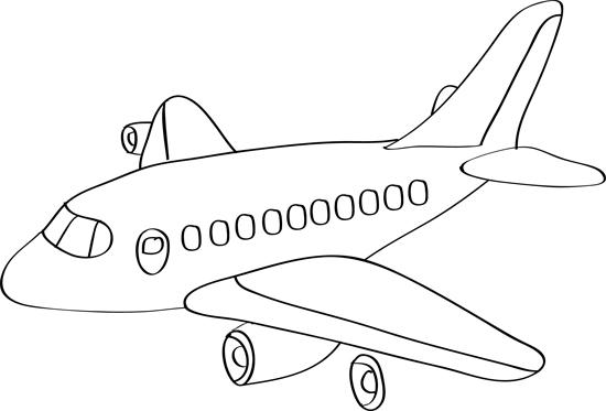 Dibujos De Aviones Avión De Papel Dibujo Dibujos Fáciles