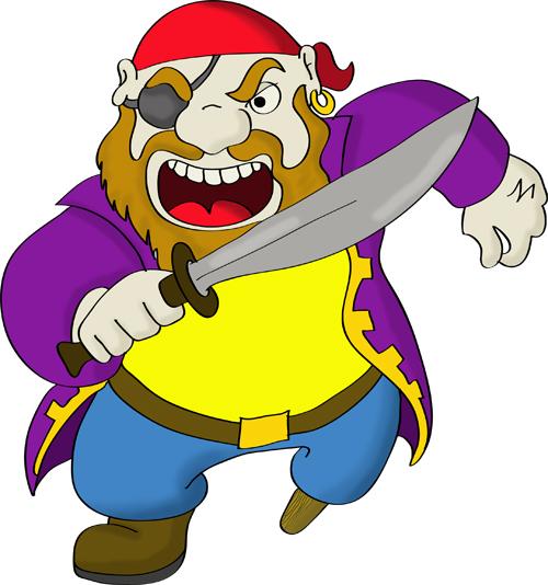 pirata malo