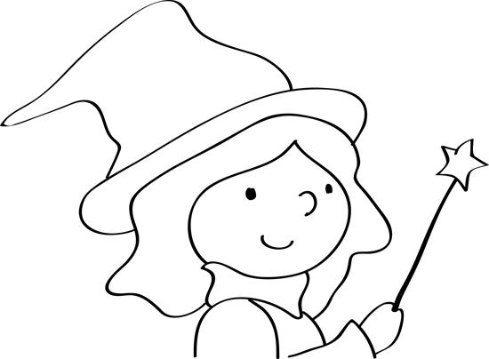 dibujos de brujas buenas