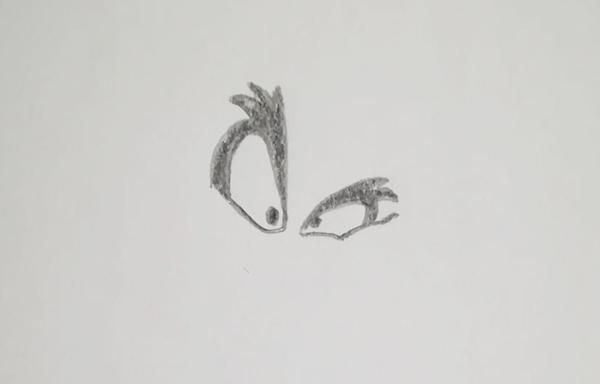 aprender a dibujar al demonio de tasmania