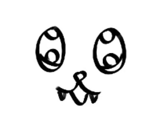 dibujo facil de murcielago