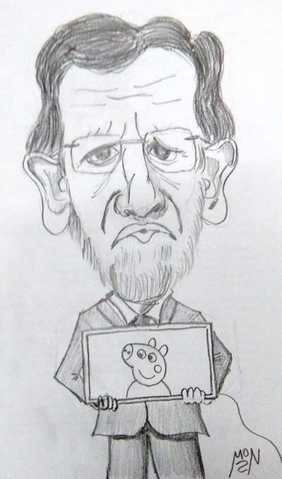 caricatura-a-lapiz